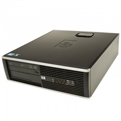 HP COMPAQ 8000 Elite Quad Core SFF Τετραπύρηνος